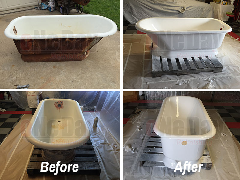 Bathtub Refinishing Houston One Day Refinishing LLC Gallery